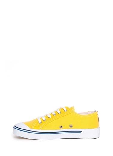 U.S.Polo Assn. Ayakkabı Sarı